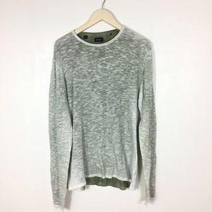 Buffalo David Britton space dye sweater XL
